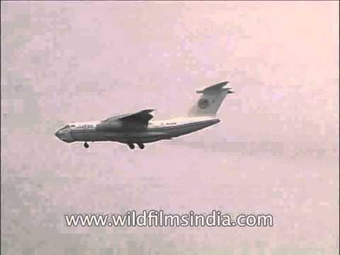 Domestic plane in 1990