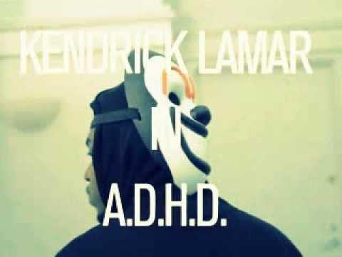 ADHD Kendrick Lamar (Clean Version)