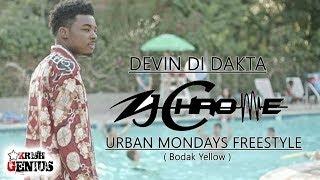 Devin Di Dakta x Zj Chrome - Urban Mondays Freestyle (Bodak Yellow) September 2017