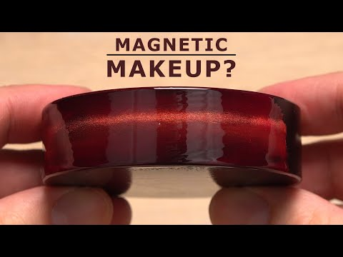 Messing Up Magnetic Makeup...