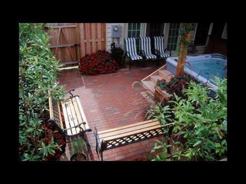 Les 40 meilleures Idées de jardin de maisons de ville
