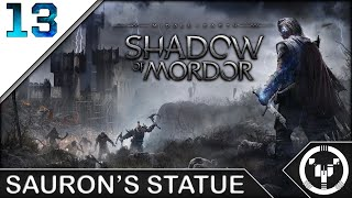 SAURON'S STATUE | Middle-Earth Shadow of Mordor | 13