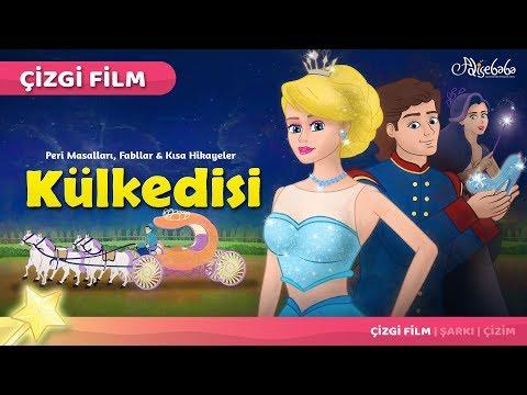 Sindirella Kül Kedisi çizgi film masal 39 - Adisebaba Çizgi Film Masallar