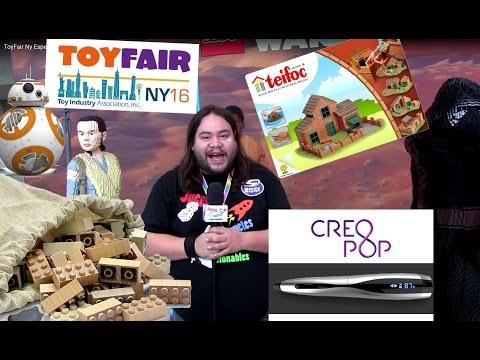 ToyFair Ny Especial 4  juegos juguetes y coleccionables