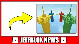 LAST YEAR'S GAME THAT BEGAN to SUCCEED NOW IN ROBLOX ‹ JeffBlox News ›