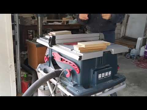 A Reminder To Work Safely On Your Table Saw - Without Injury!
