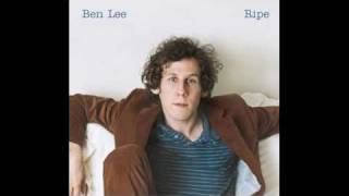 Just Say Yes- Ben Lee