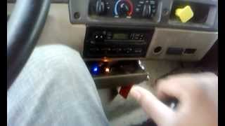 How to shift a dump truck