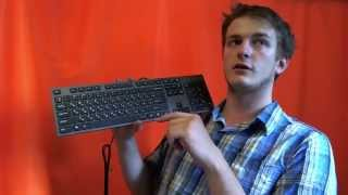 """Обзор клавиатуры KV-300H от A4TECH. Минималистический футуризм для эстетов """"слепой печати"""""""
