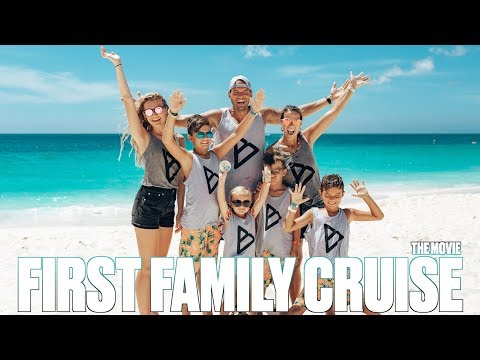 FIRST FAMILY CRUISE VACATION | SOUTHERN CARIBBEAN CRUISE TO THE ABC ISLANDS | #ABCYA2019 THE MOVIE
