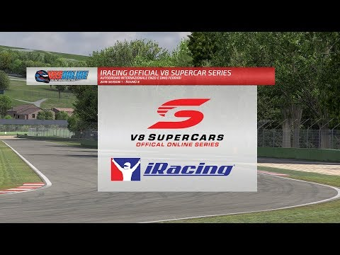 iRacing Official V8 Supercar Series - Round 6, Imola