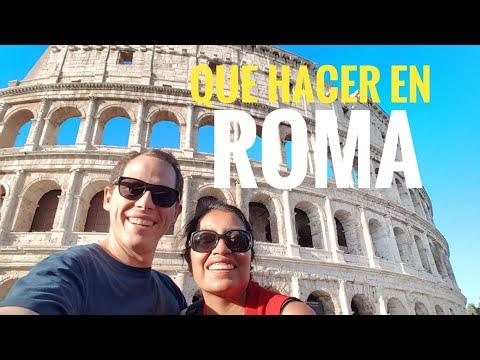 Roma en 4 dias | Que hacer en Italia #2 | Lecciones de Viaje