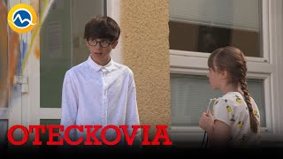 OTECKOVIA - Fifo s Beky idú na prvé rande