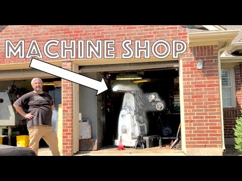Garage Machine Shop In the City   FOR SALE
