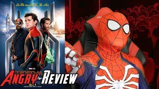 Spider Man Far From Home Angry Movie Review