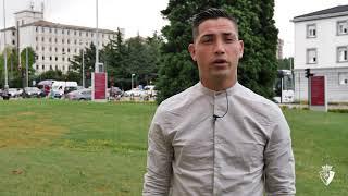 """Chimy Ávila: """"Tengo permitido errar un gol, pero nunca dejar de correr"""""""
