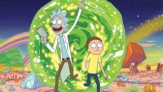 Rick and Morty Full episode HD 1080P Live 24/7
