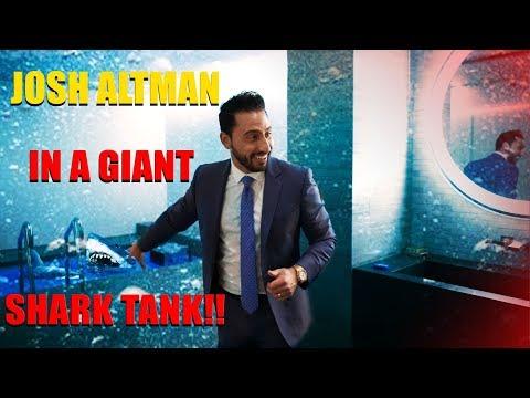 SHARK TANK HOUSE! | JOSH ALTMAN | EPISODE #002