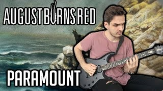 August Burns Red   Paramount   GUITAR COVER (2020)