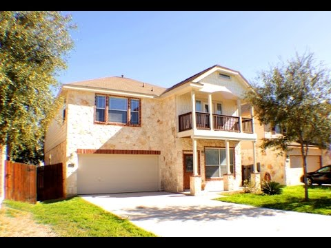 4 5 Bed 3 Bath 2 Living 2500 Sqft 2 Story Home For Sale West San Antonio Tx 78253 Sch Youtube