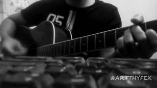 ara af warkah untukku cover guitar