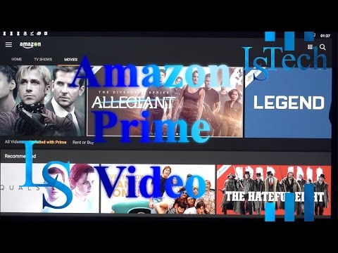 How to get Amazon Prime Video on Android Tv Box | 2017 | Guide