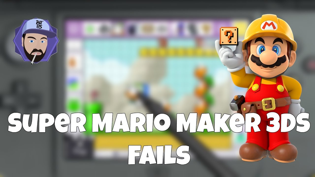 Download Why Super Mario Maker 3DS Isn't Good | RGT 85