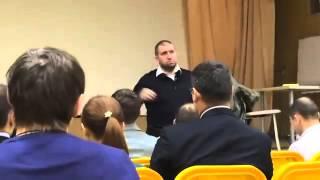 Дмитрий Потапенко. Тренинг — Бизнес и Кризис 2015. Ч 2