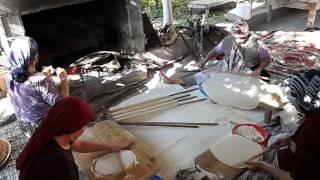 Yufka ekmek seremonisi