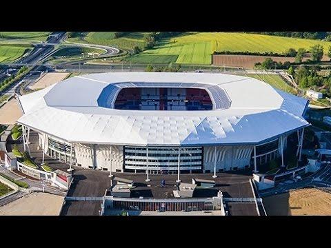 Ligue 1 Stadiums 16/17