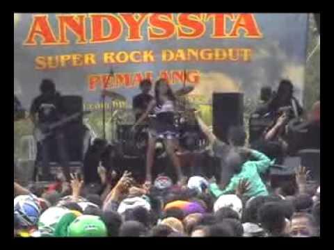 AKU MAU LAGI andyssta rock dangdut