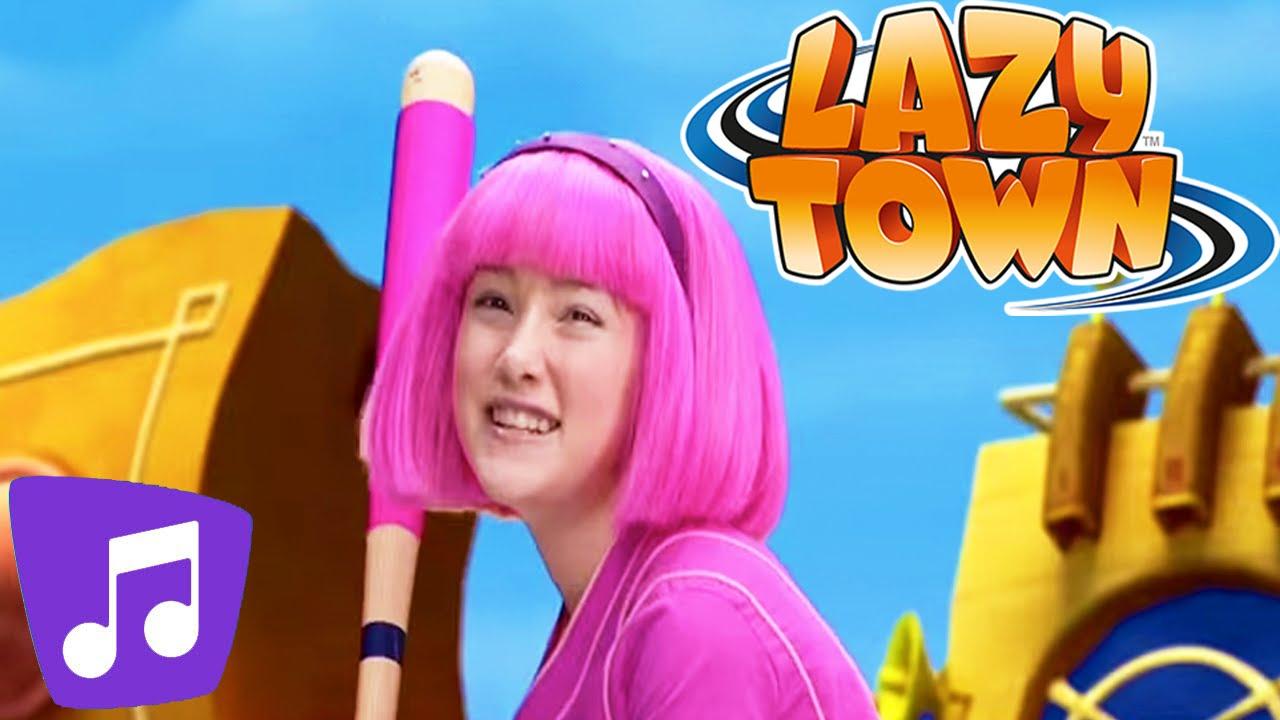 Lazytown you are a pirate (trap remix) | cg5 & nenorama youtube.