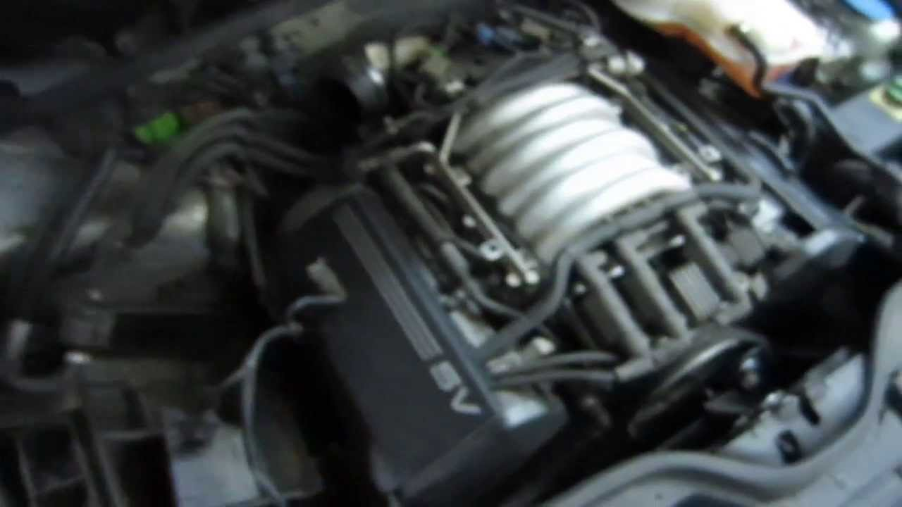 1999 vw passat cold start issue resolved youtube rh youtube com VW VR6 Engine Reliability VR6 Engine Block
