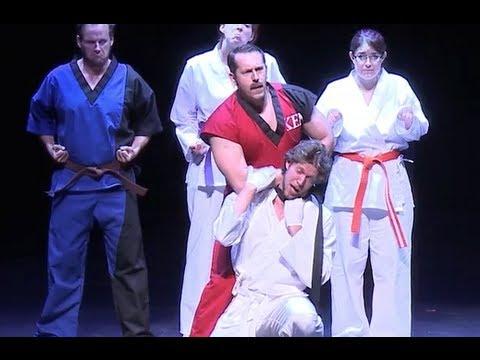 Master Ken Martial Arts Super Show 2013