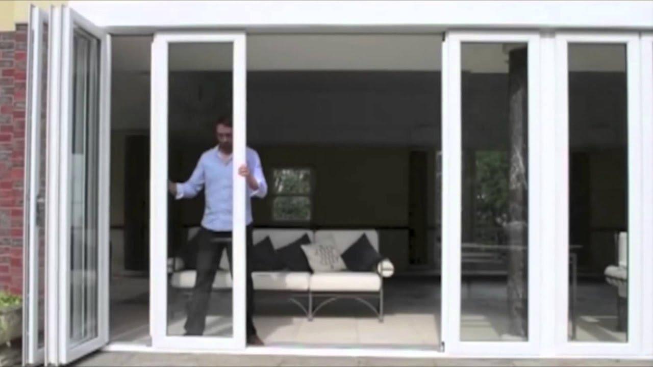 SMART Patio Door - YouTube