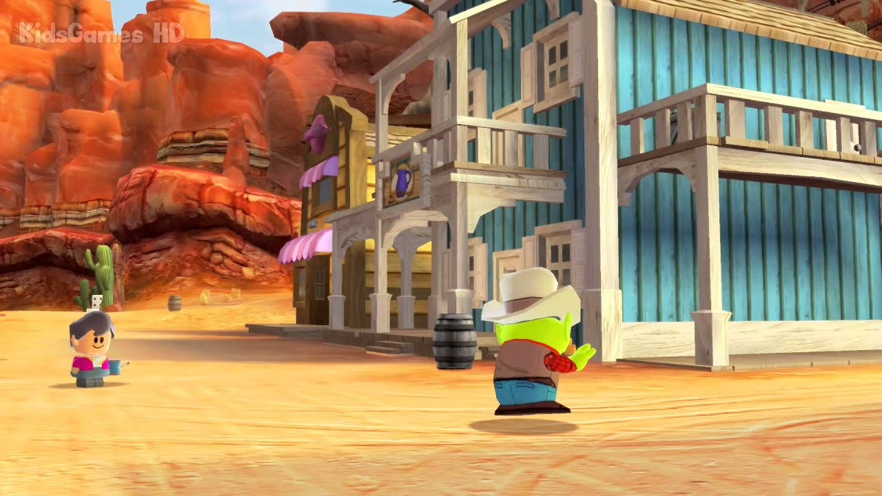 Toy Story 1 Games : Toy story full movie game disney games