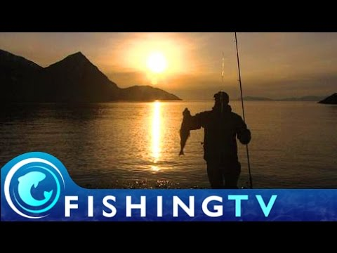 Fishing for Halibut with Dean Macey - Fishing TV