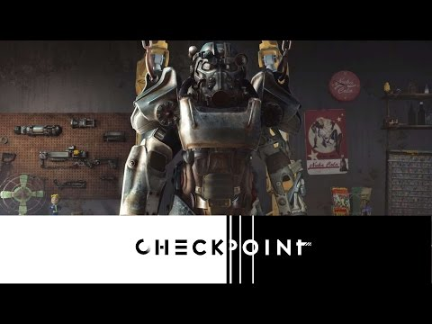 Análisis Fallout 4 - Checkpoint