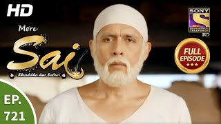 Mere Sai - Ep 721 - Full Episode - 15th October, 2020