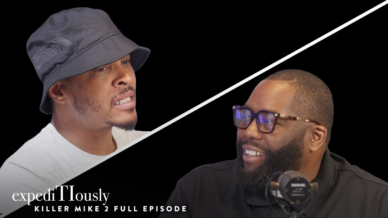 T.I. and Killer Mike - Greenwood Online Banking: For Us By Us | expediTIously Podcast