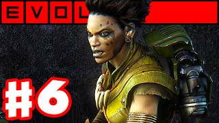 Evolve - Gameplay Walkthrough Part 6 - Maggie Trapper Multiplayer! (Evolve PC Gameplay)