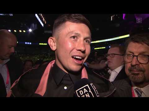 GGG Wants Trilogy Against Canelo
