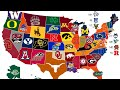 TOP 15 College Football Fight Songs!