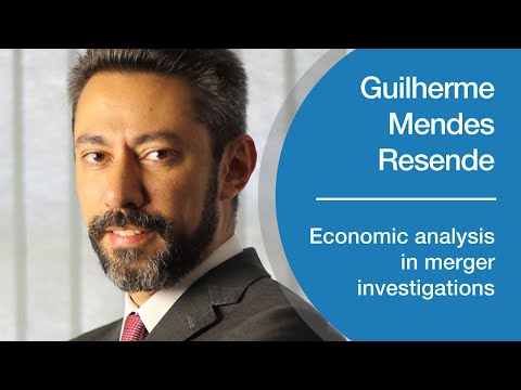 Guilherme Mendes Resende explains how Brazil's CADE makes use of economic expertise in merger review