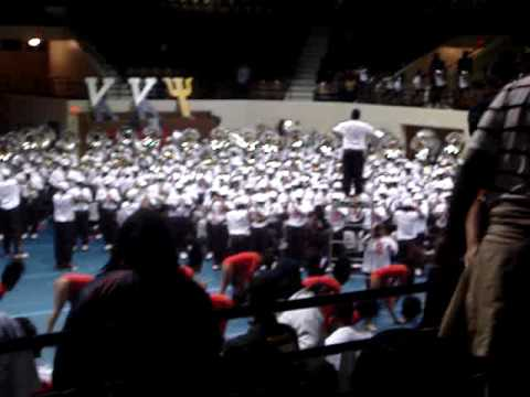NCAT SU VS SCSU BOTB 2009 - Round 10 Spirit Mix - SCSU part 1.MPG