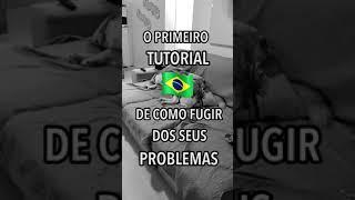 GUDAN ENSINADO COMO FUGIR DOS PROBLEMAS   #Shorts