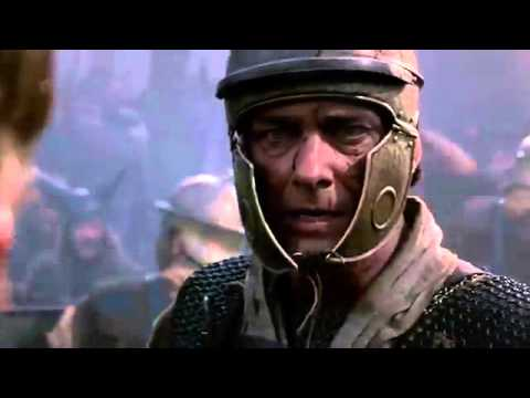 ROME tv series  episode 1  Romans versus Gauls