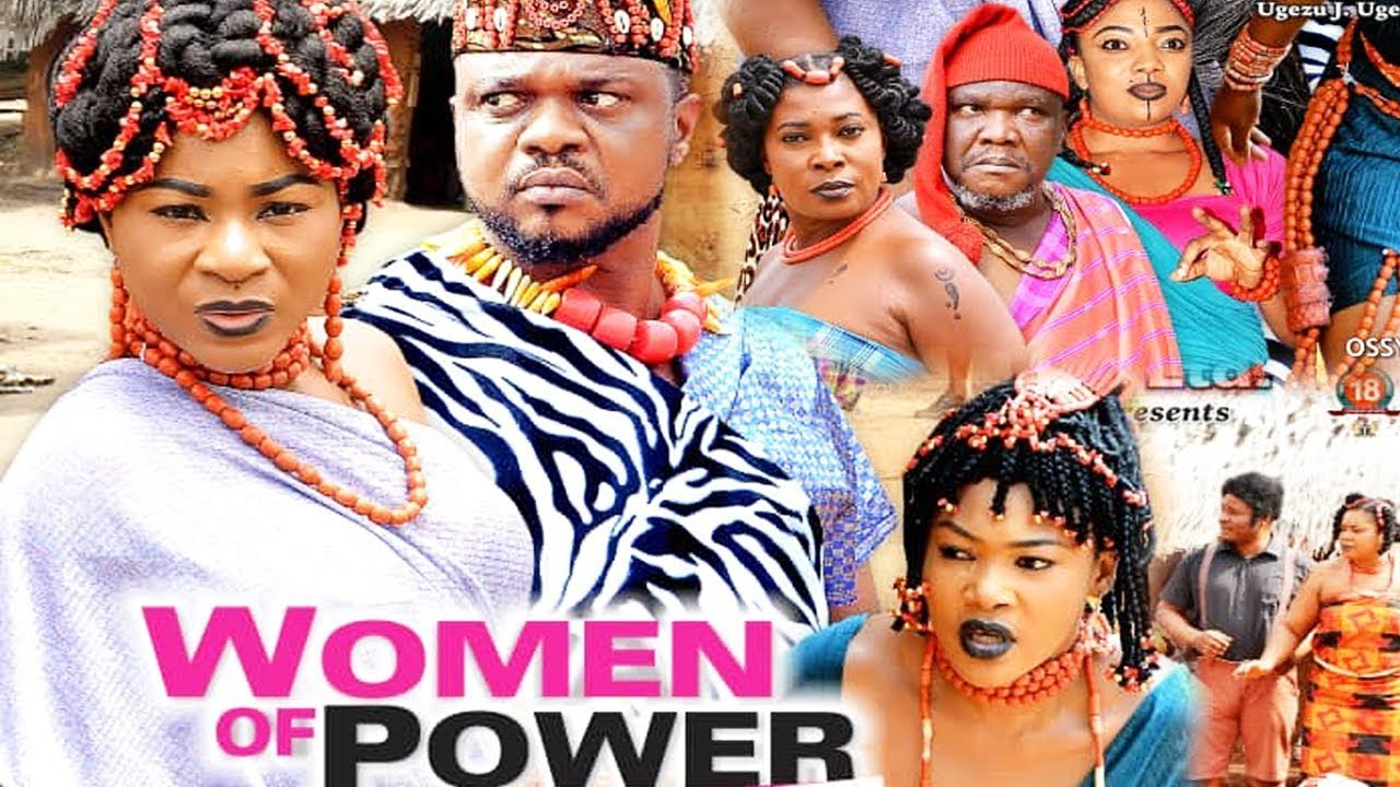 Download Women Of Power Season 6 - Ken Erics|New Movie|2019 Latest Nigerian Nollywood Movie