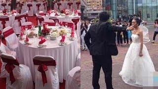 Đặt 100 mâm cỗ cưới nhưng nhà trai không ai tới, nhà dâu giận dữ gọi điện sang thì...