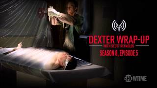 Dexter Season 8: Episode 5 Wrap-Up (Audio Podcast) - Aimee Garcia